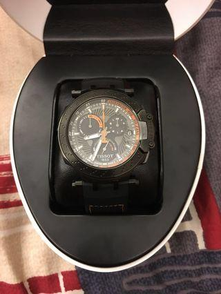 🚚 天梭限量款手錶 全球限量4999隻 2月購入全新未配戴