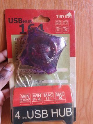 4 USB Hub