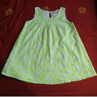 Gingersnaps Embroidered Dress