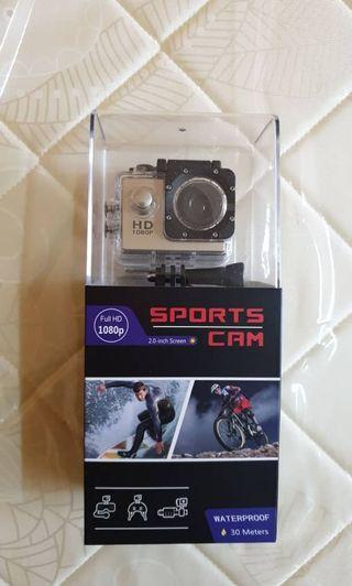 Sports Camera (Waterproof)