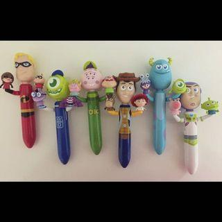 Disney · Pixar pen 雙色筆