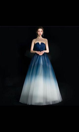 藍色婚紗 pre wedding
