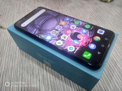 (USED) honor 8x fullset *no charger