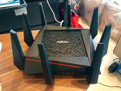 ASUS AC5300 Tri-Band Gaming Router