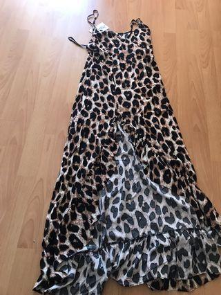 Gorgeous Leopard Print Mooloola size 12 BNWT