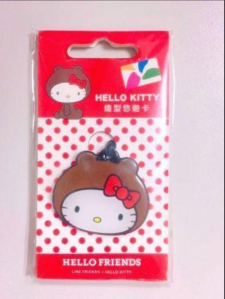 (包郵) Line Friends x Hello Kitty 台灣悠遊卡
