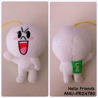 (包郵) Line Friends 10cm 景品 (no tag)