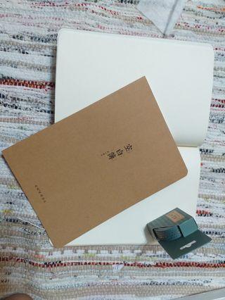 A5 Blank Notebook #MRTPunggol #MRTSengkang #MRTHougang #MRTSerangoon #MRTBedok #MRTTampines