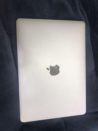 "MacBook 12""2017 gold second hand"