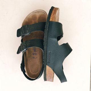 Birkenstock Milano black sandals Size 40