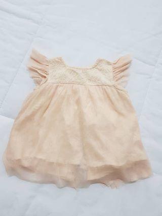 BABY SIGNATURE DRESS