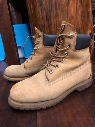 🚚 Timberland 經典女黃靴