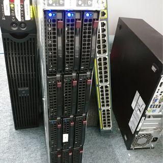 Supermicro 2U blade server 6026TT-HTRF