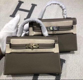 Kelly bag(特價優惠活動,數量有限)
