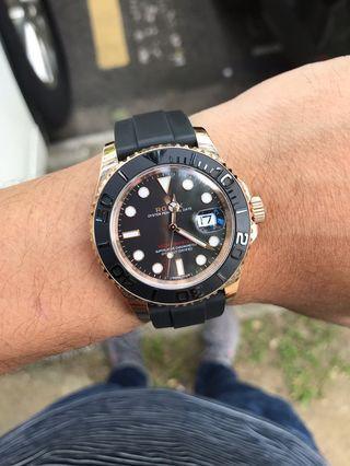 Rolex Yatch Master 116655 (2016-2017)