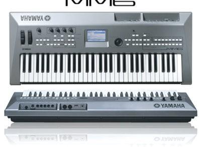 🚚 Yamaha MM6 Synthesiser