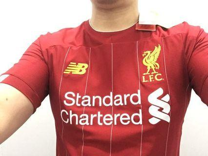 Original Liverpool Home Jersey 19/20
