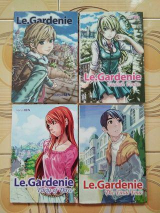 Le Gardenie Fullset