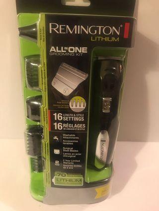 Remington men's grooming kit