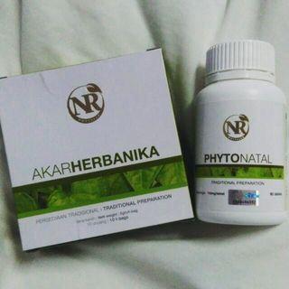 Set Bersalin Nona Roguy Pyhtonatal & Akar Herbanika