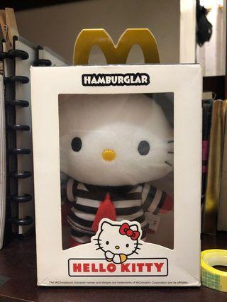 Boneka Hello Kitty. Collection McDonald's Sanrio