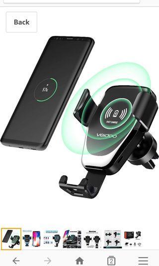 VEIDOO Wireless Car Charger