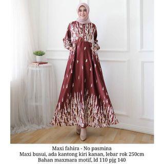 🚚 Maxi Dress mom malay
