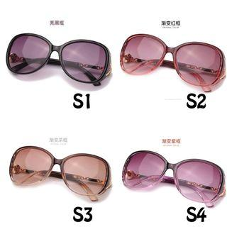 🚚 時尚造型太陽眼鏡四款