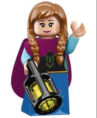 Lego Disney Minifigure - Anna