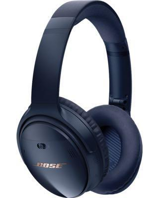 Almost brand new Bose qc35 ii - midnight blue - limited edition