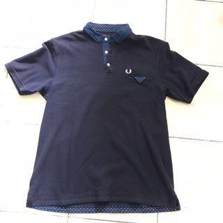 Polo shirt fred perry original bukan hugo boss ben sherman