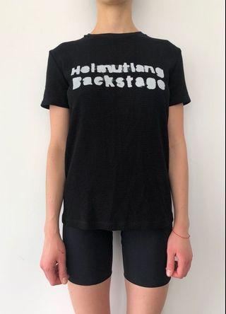 HELMUT LANG Re-edition T-shirt