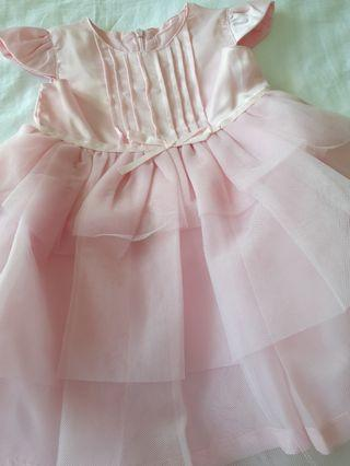 🚚 New wo tag Baby Girl Party Dress (Free Mailing)