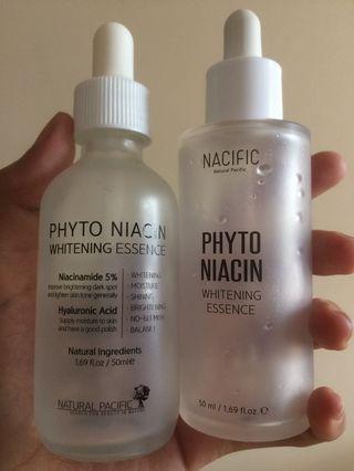 #mauthr Botol Kosong Phyto Niacin Whitening Essence