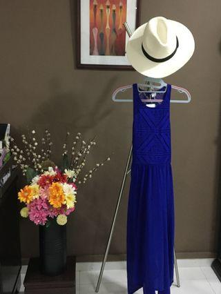 🚚 Blue Lace Dress