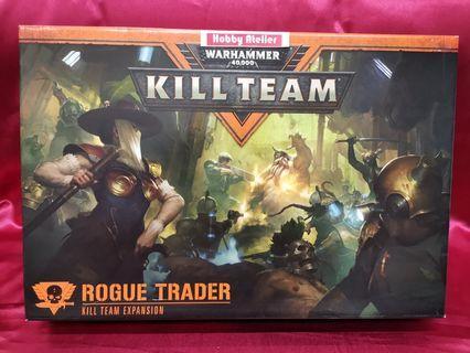 Warhammer 40K Kill Team Expansion Rouge Trader