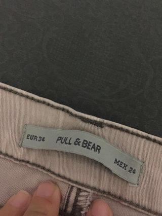 PULL AND BEAR JEGGINGS