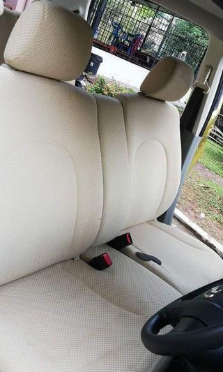 Seat Passo + Footbrake PnP myvi lg best