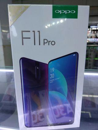 OPPO F11 Pro Promo Bunga Bisa 0%