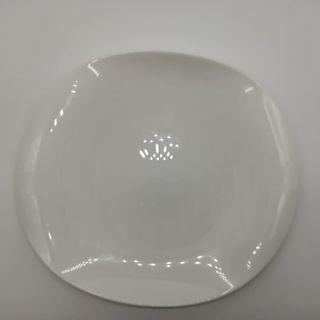 Square Plate with curve