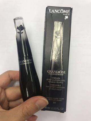 Lancome 睫毛液 Grandiose Mascara