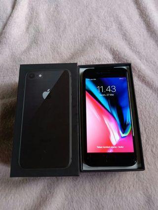Iphone 8 64gb gray