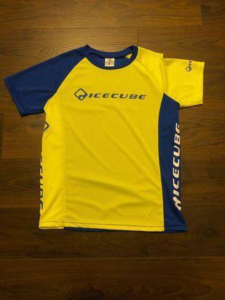 *new* Ice Cube Sports 運動排汗T-shirt (Size: S)