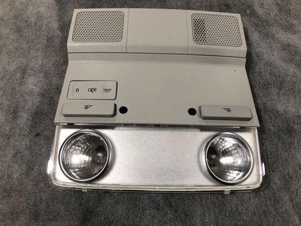 VW Golf 5 MK5 W8 interior ambient light