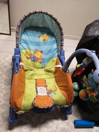 Fisher Price Rocker new born to toddler