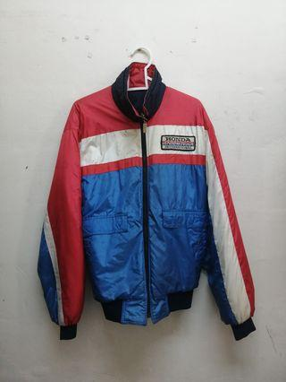 Retro Honda Racing Team Jacket Vintage Livery OG