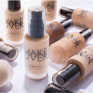 Make Over Foundation #mauthr