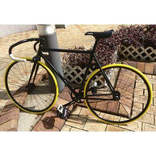 Focale44 Fixed Gear Fixie 死飛