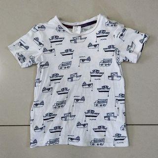 H&M男童上衣1.5-2Y