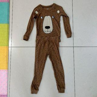 carter's男童睡衣一套3T